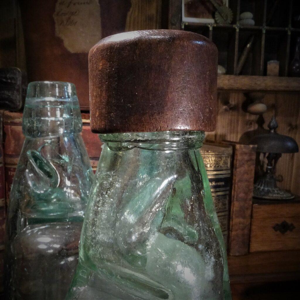 A Codd Bottle Opener on Top of a Codd Bottle