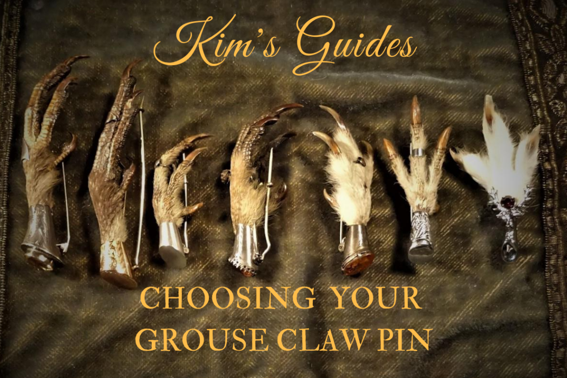 Featured Image of Choosing a Grouse ClawPin